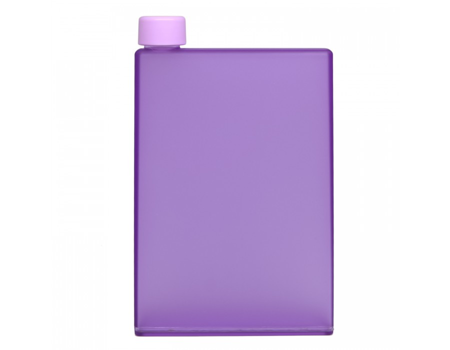 Бутылка Square (classic) Purple 470 ml