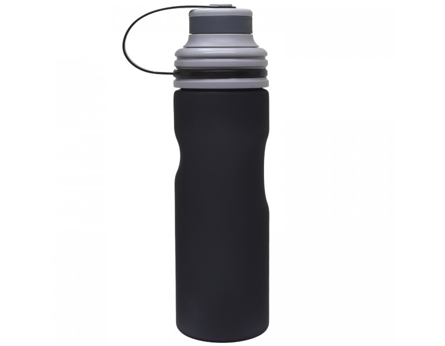 Бутылка Fresh (sport) Black 670 ml
