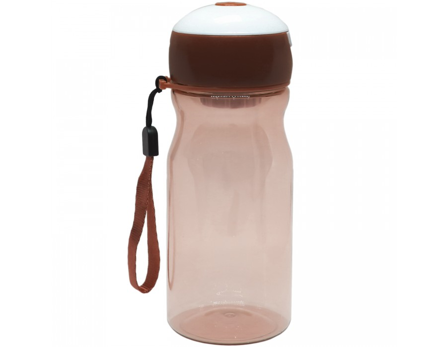 Бутылка Happy (sport) Brown 390 ml